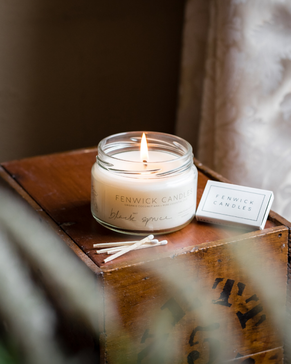 Home Away From Home Travel Candle - Launch Your Online Shop In One Week Challenge