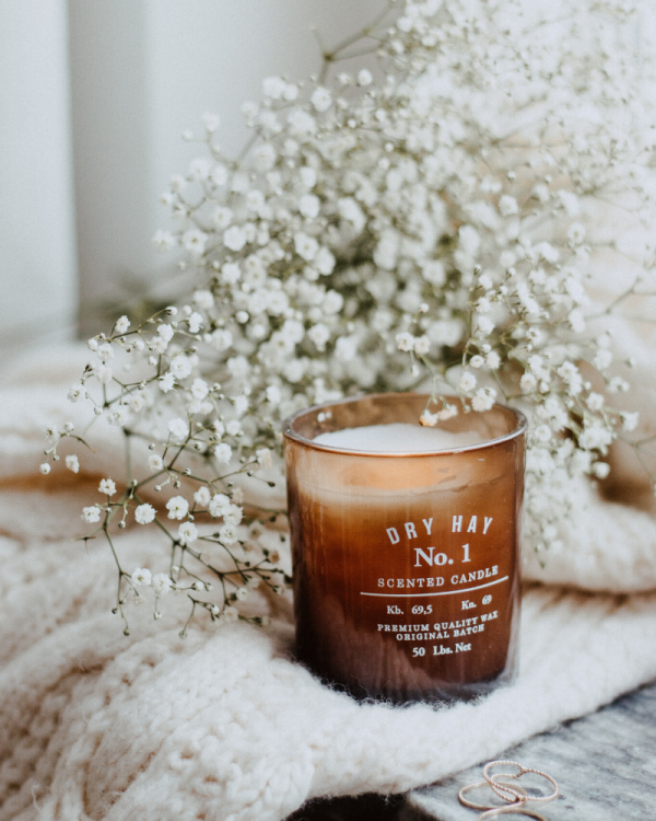 Secret Rose Garden Candle - Launch Your Online Shop In One Week Challenge