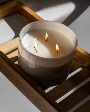 Lune Luxury 3 Wick Candle - Launch Your Online Shop In One Week Challenge